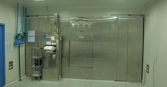 Machinfabrik Hot Water Shower Spray Sterilizer