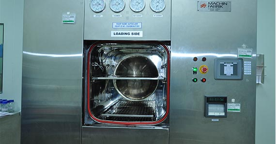 Machinfabrik Steam Sterilizers